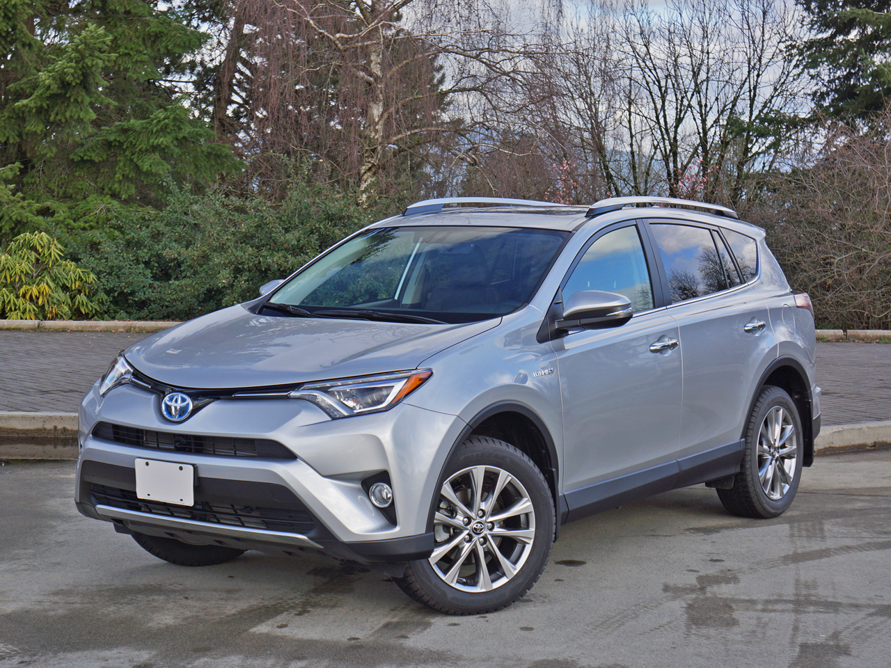 2016 Toyota Rav4 Hybrid Limited Road Test Review
