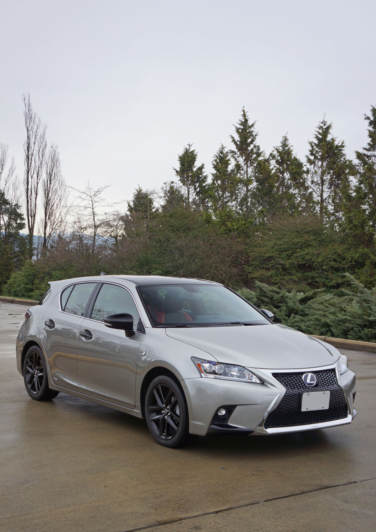 2016 Lexus CT 200h F Sport Special Edition Road Test Review