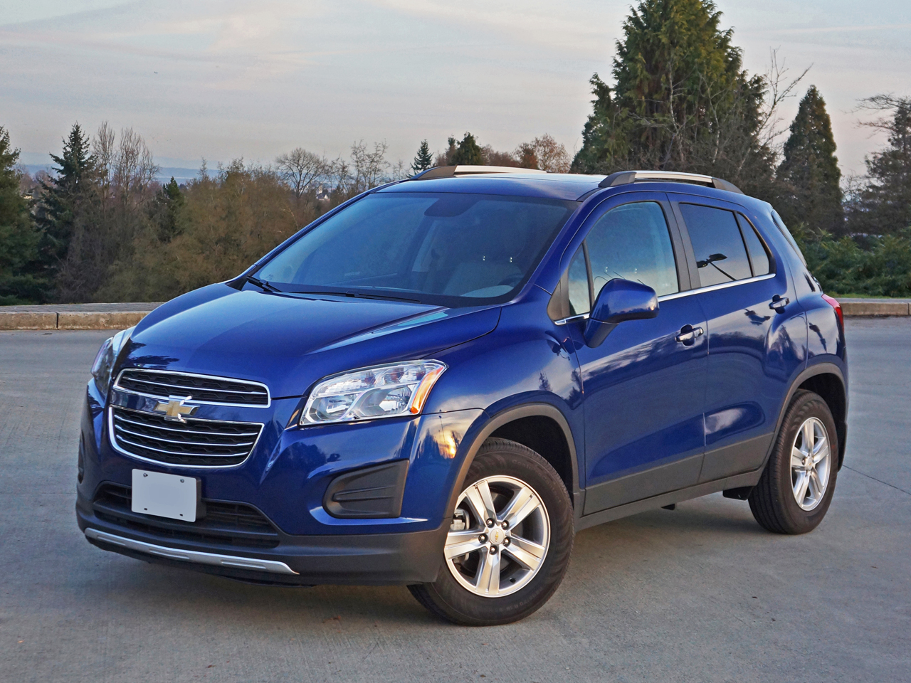 2016 Chevrolet Trax Lt Awd Road Test Review