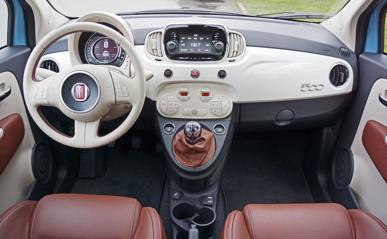 2016 Fiat 500 1957 Edition Road Test Review | CarCostCanada