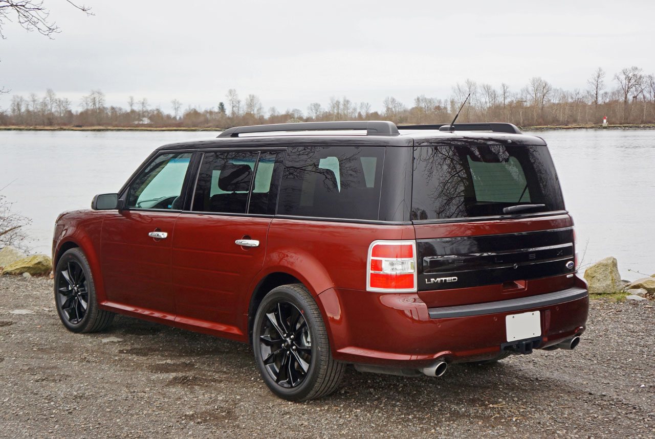 2016 ford flex limited ecoboost awd road test review. Black Bedroom Furniture Sets. Home Design Ideas