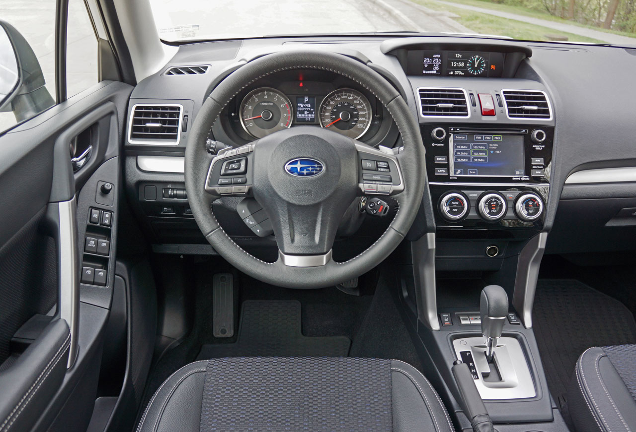 2016 Subaru Forester 2 0XT Touring Road Test Review