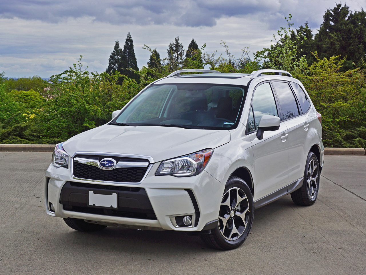 2016 subaru forester 2 0xt touring road test review carcostcanada. Black Bedroom Furniture Sets. Home Design Ideas