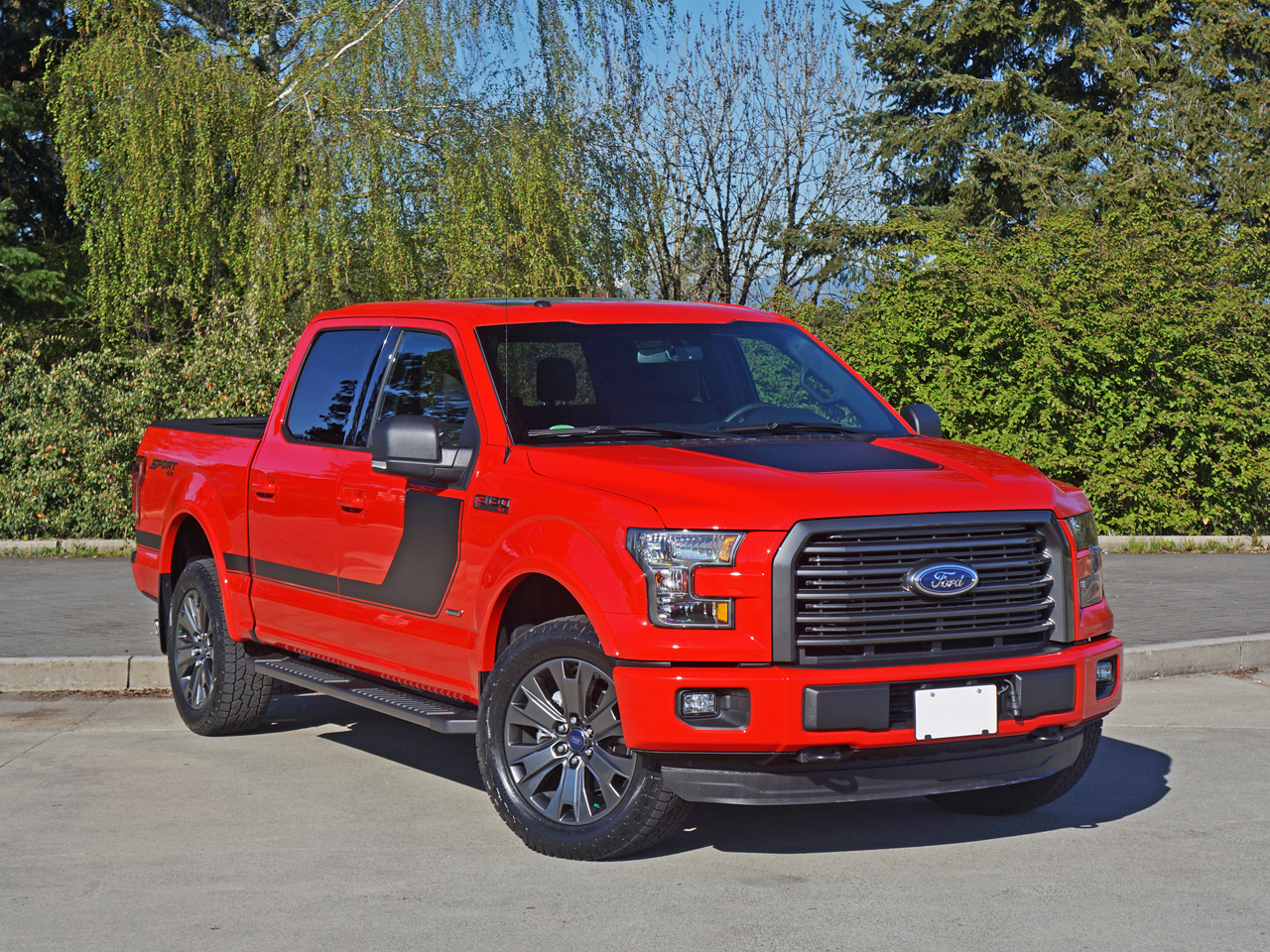 2016 ford f 150 xlt special edition sport supercrew v6 ecoboost 4x4 road test review carcostcanada. Black Bedroom Furniture Sets. Home Design Ideas