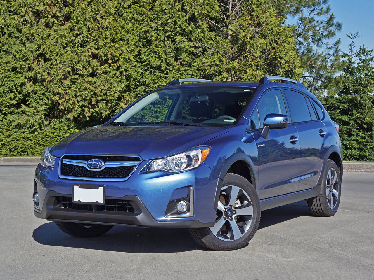 2016 subaru crosstrek hybrid road test review carcostcanada. Black Bedroom Furniture Sets. Home Design Ideas