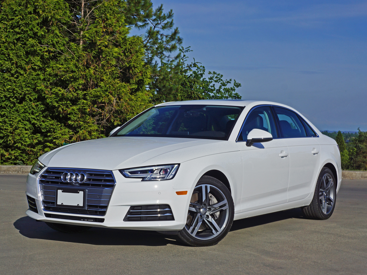 2017 Audi A4 2 0 Tfsi Quattro Road Test Review