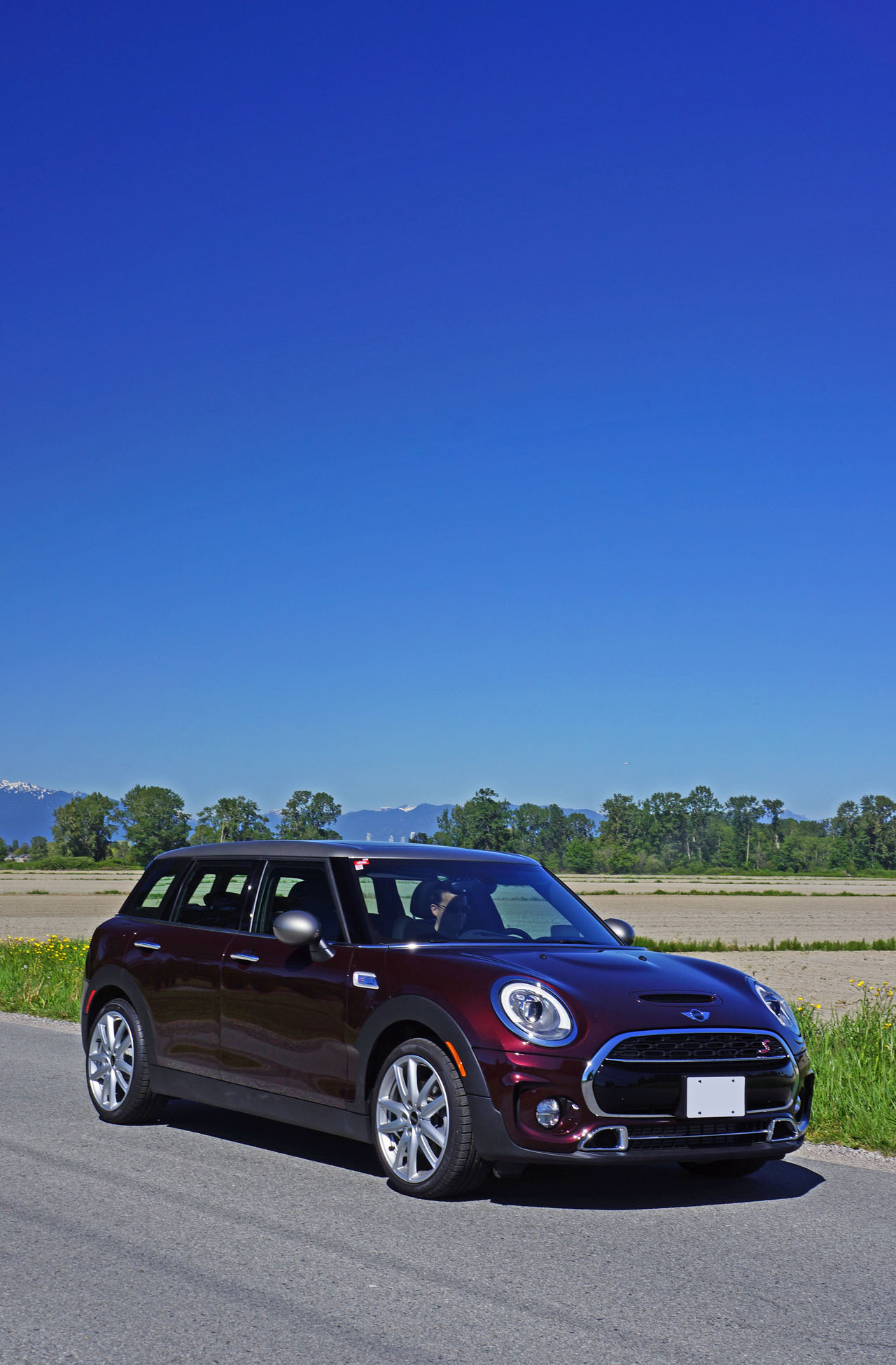 2016 Mini Cooper S Clubman Road Test Review Carcostcanada