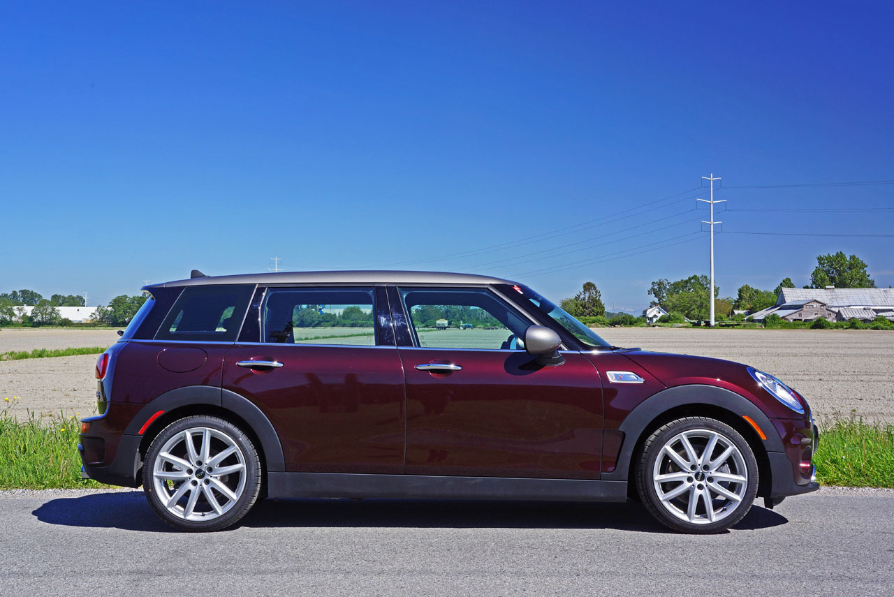 2016 Mini Cooper S Clubman Road Test Review