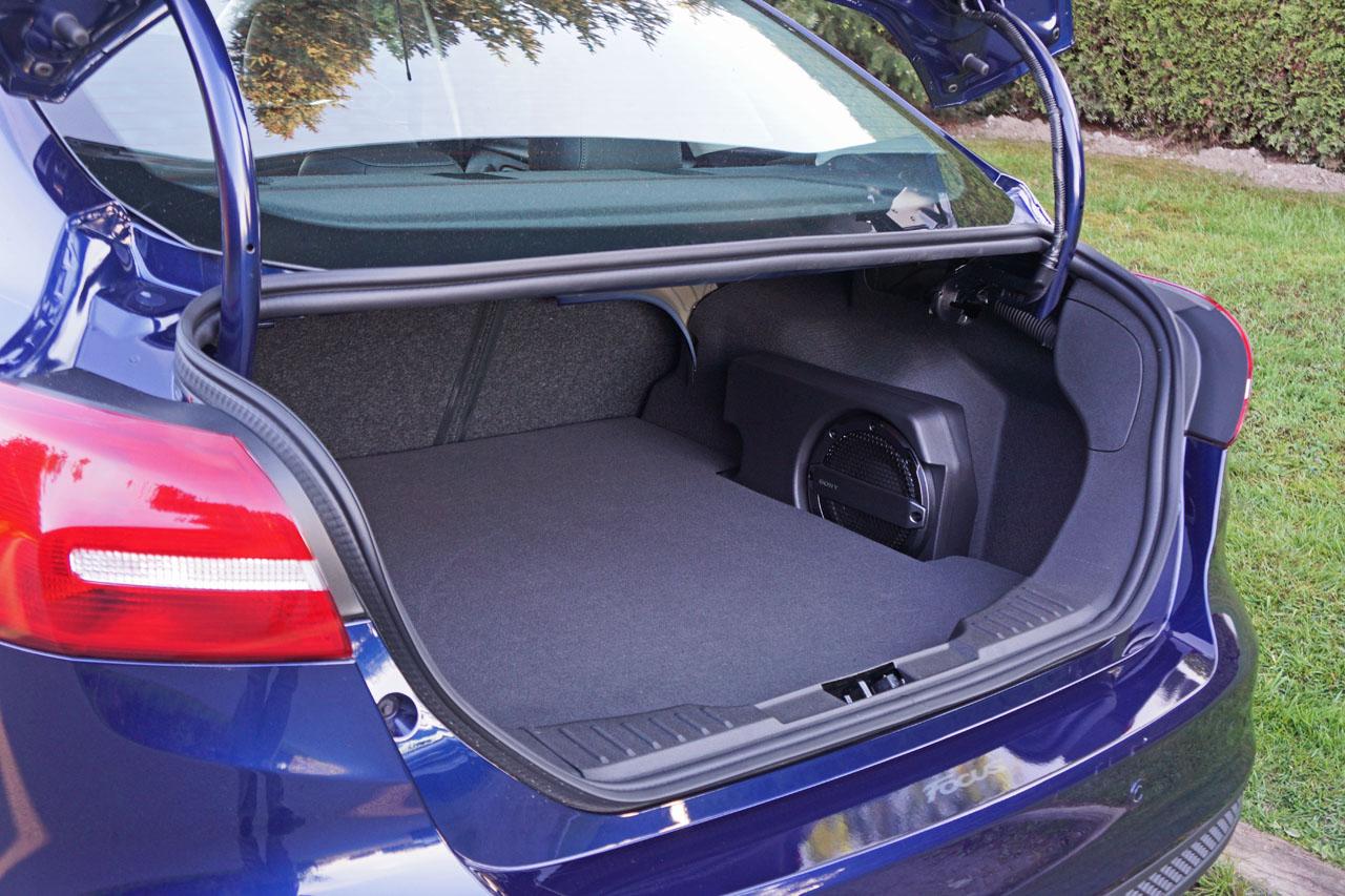 2016 Ford Focus Titanium Sedan Road Test Review Carcostcanada 2014 Transmission Slipping