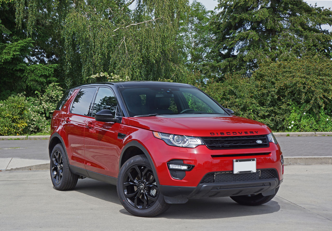2016 Land Rover Discovery Sport Hse Si4 Road Test Review Carcostcanada