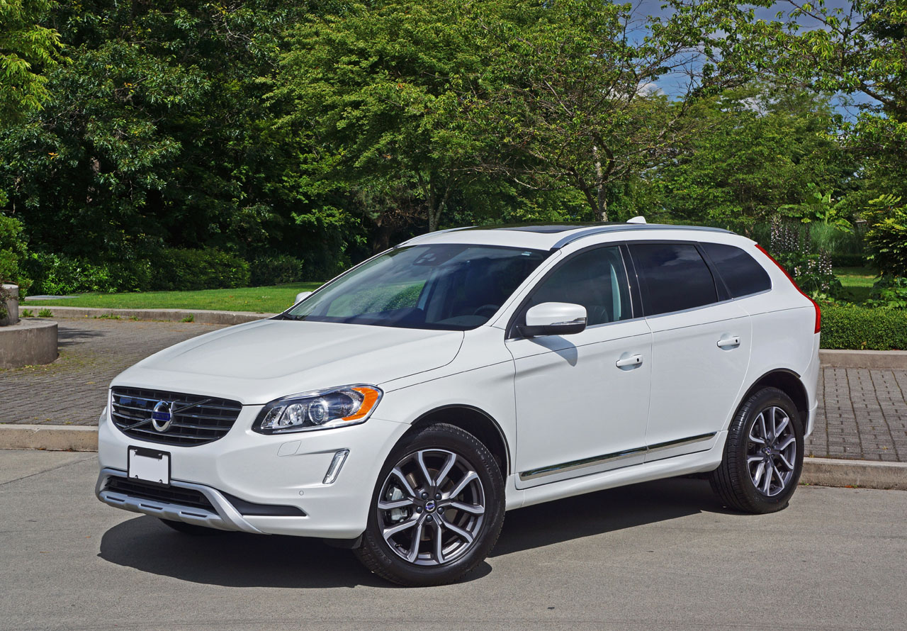 2016 volvo xc60 t5 awd se premier road test review carcostcanada. Black Bedroom Furniture Sets. Home Design Ideas