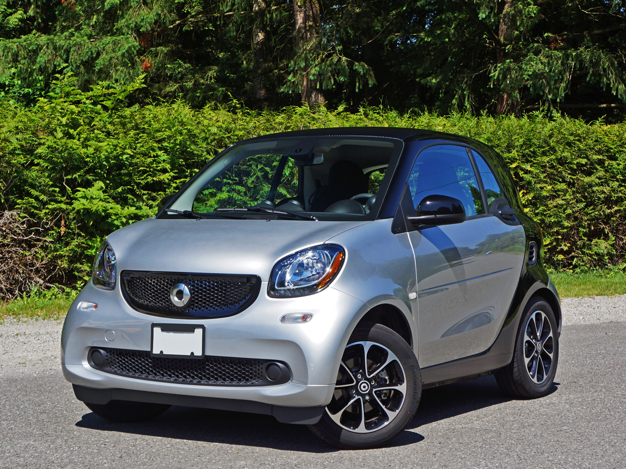2016 Smart Fortwo Coupe Pion Twinamic Dct Road Test Review Carcostcanada