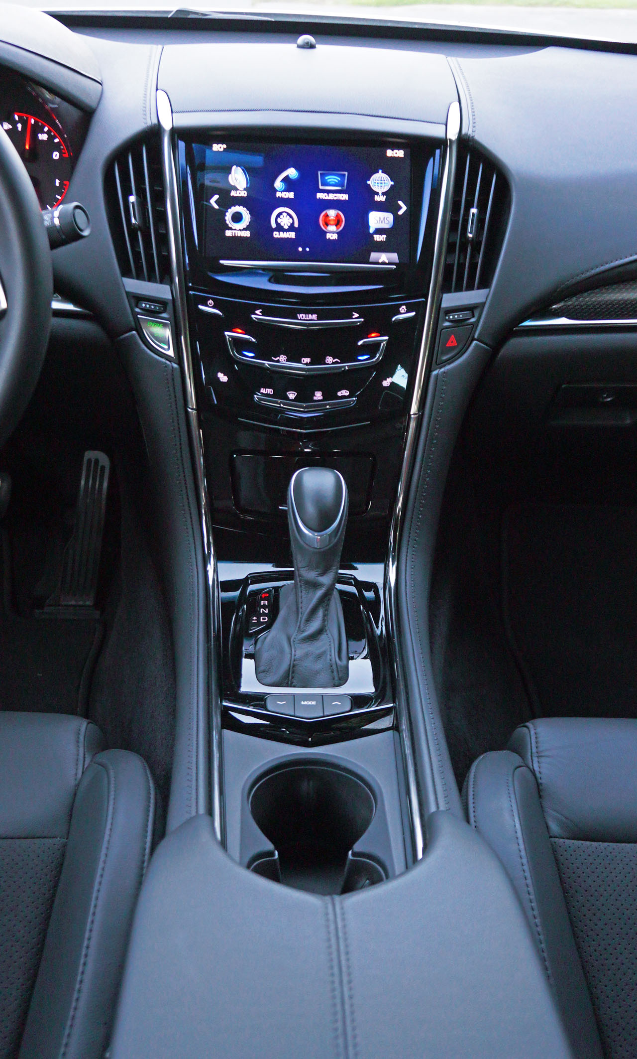 2016 Cadillac ATS-V Coupe Road Test Review | CarCostCanada™