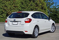2016 Subaru Impreza 5-Door Touring