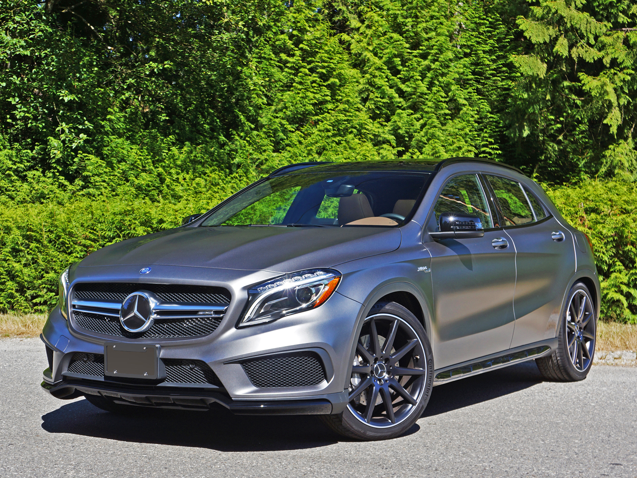 2016 mercedes benz gla 45 amg 4matic road test review carcostcanada. Black Bedroom Furniture Sets. Home Design Ideas