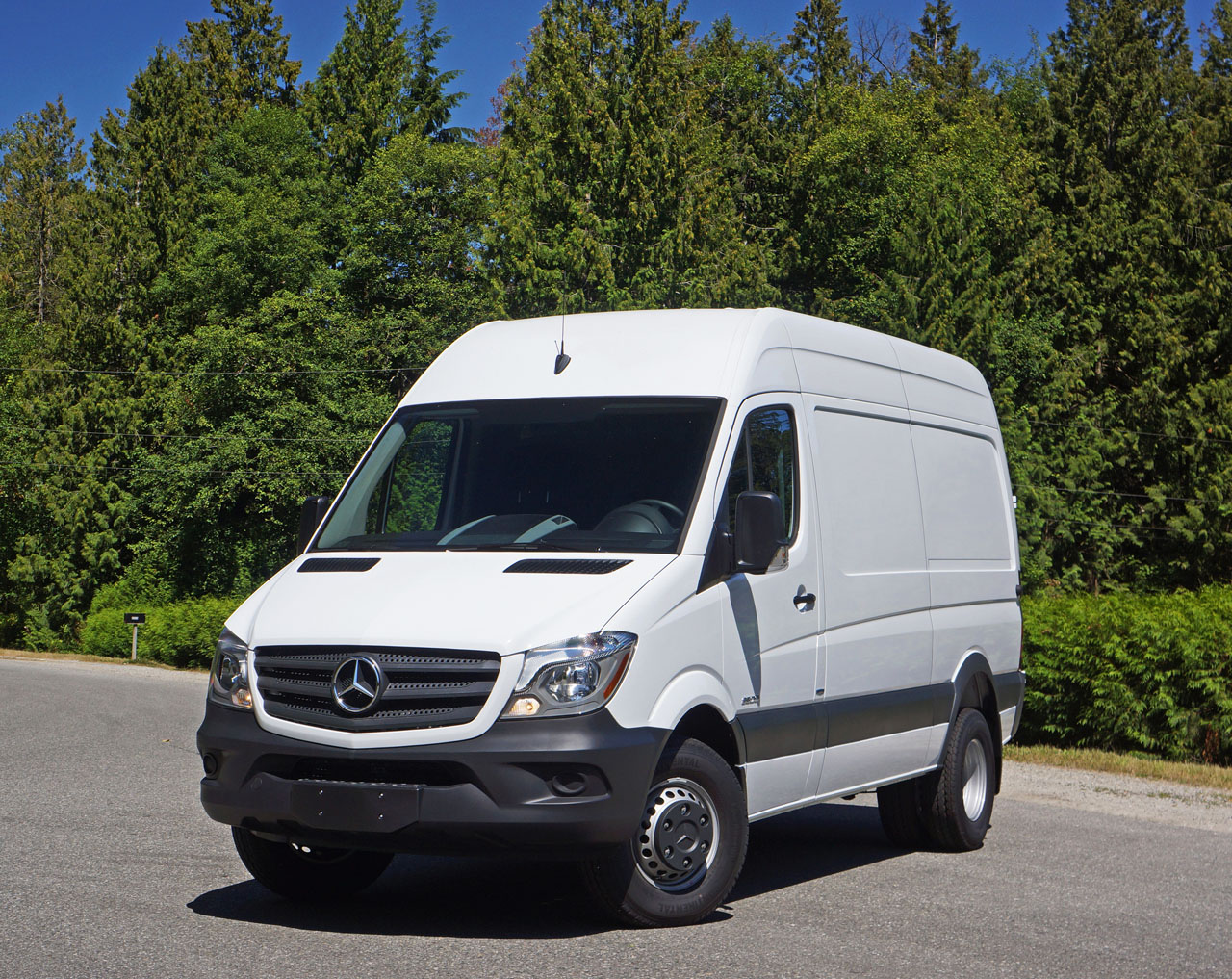 We Can Thank Mercedes Sprinter For The New Wave Of Commercial Vans Available To Businesses And RV Owners Opening Up A