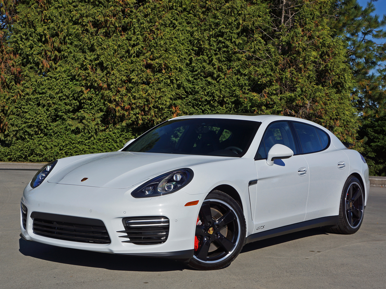 2016 porsche panamera gts road test review carcostcanada. Black Bedroom Furniture Sets. Home Design Ideas