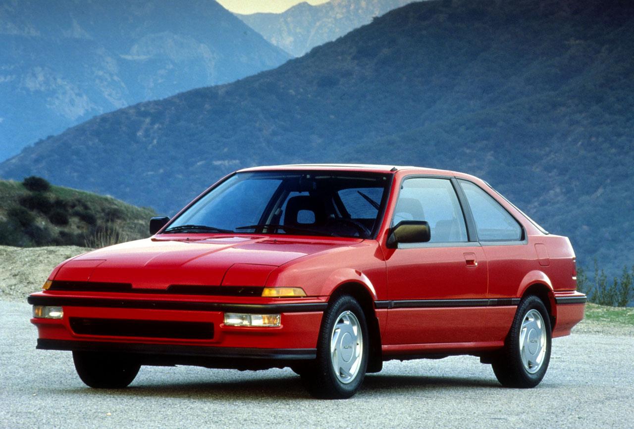 1989 acura integra engine