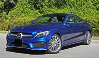 2017 Mercedes-Benz C 300 4Matic Coupe