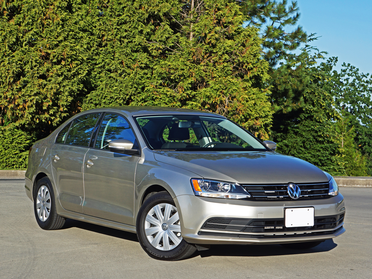 2016 Volkswagen Jetta 1 4 Tsi Trendline Plus Road Test Review Carcostcanada