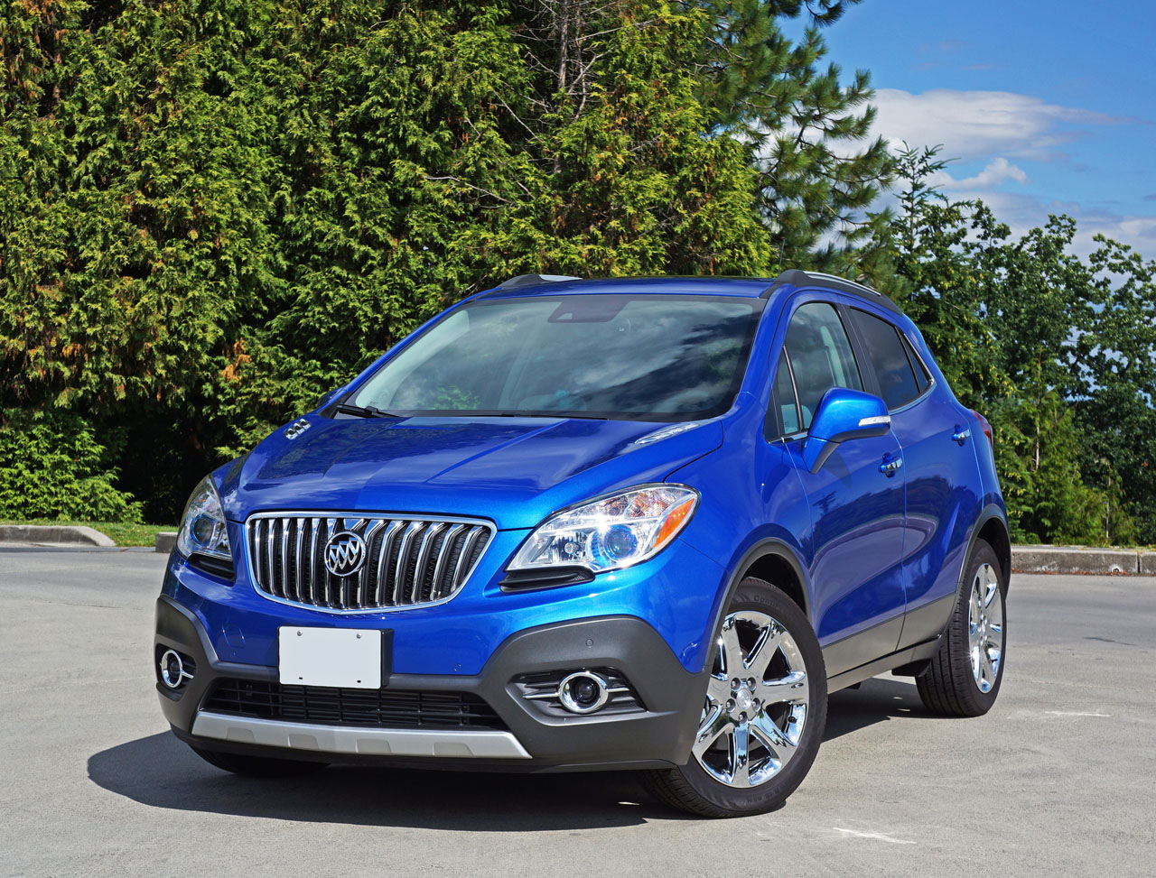 2016 buick encore premium fwd road test review carcostcanada. Black Bedroom Furniture Sets. Home Design Ideas