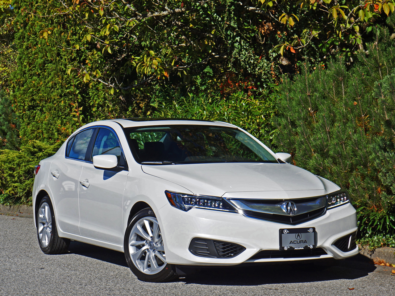 2017 Acura Ilx Premium Road Test Review