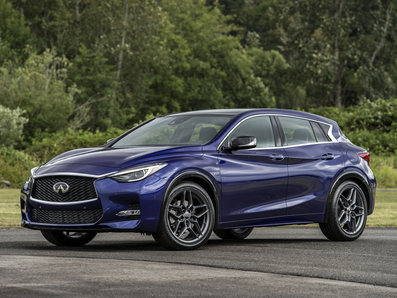 2017 Infiniti QX30 Road Test Review