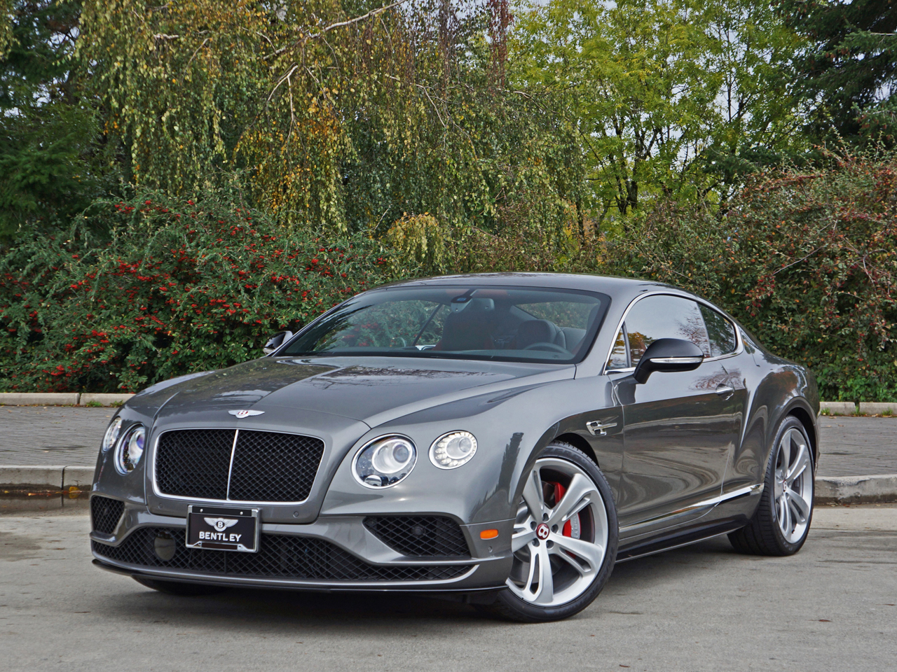 2016 Bentley Continental Gt V8 S Road Test Review