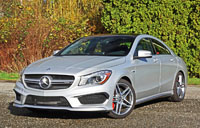2016 Mercedes-Benz CLA45 AMG 4Matic Coupe