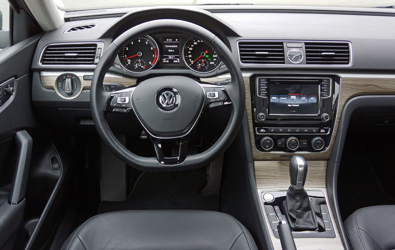 100 Volkswagen Passat 2017 Interior Vw Passat India Launch On October 10 At Estimated