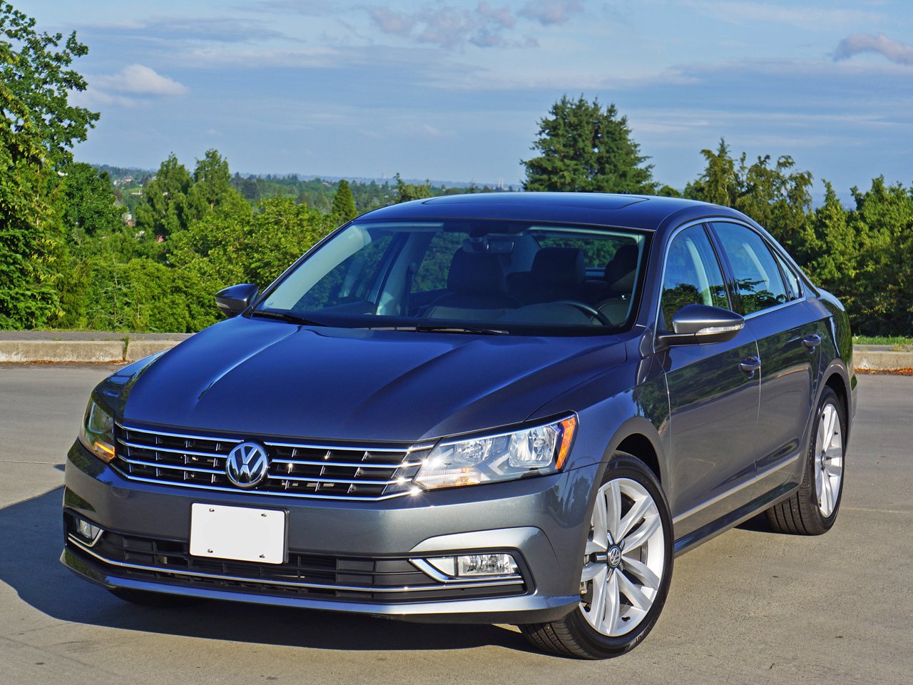 2017 Volkswagen Passat 1 8 Tsi Highline Road Test Review