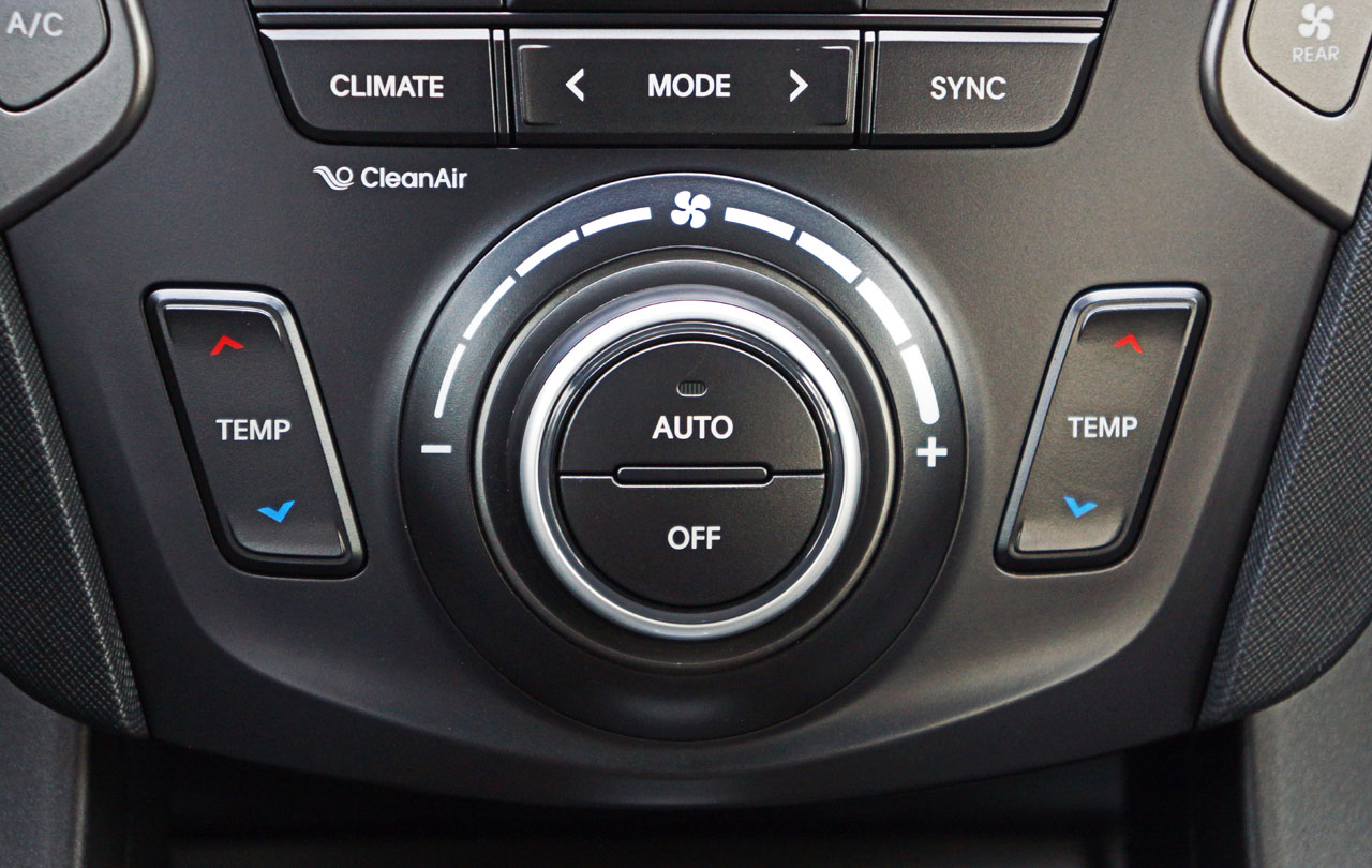 2017 Hyundai Santa Fe Xl Awd Road Test Review Carcostcanada Typical Automotive Backup Camera Wiring The Is Far And Away Bestselling Mid Size Suv In Canada Which A Sizeable Feat Considering It Sells Into One Of