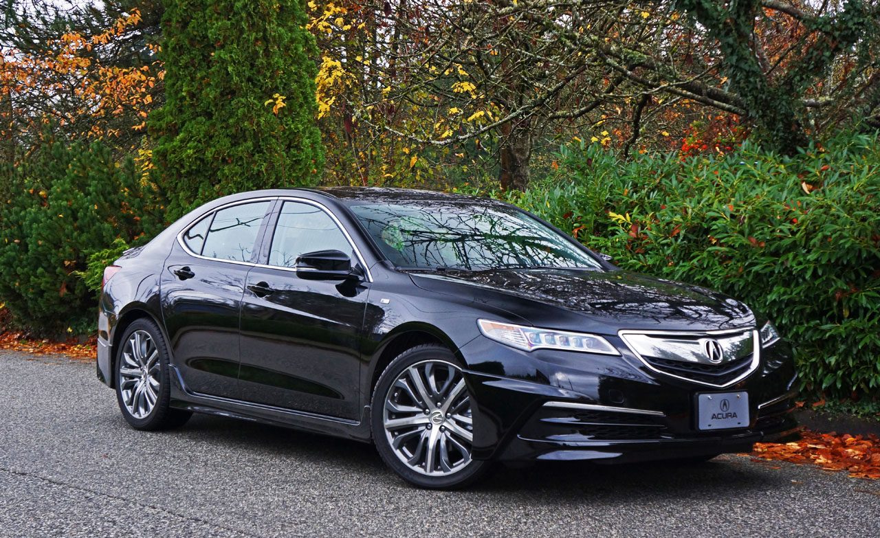 2017 Acura TLX SH-AWD Tech A-Spec Road Test Review   CarCostCanada™