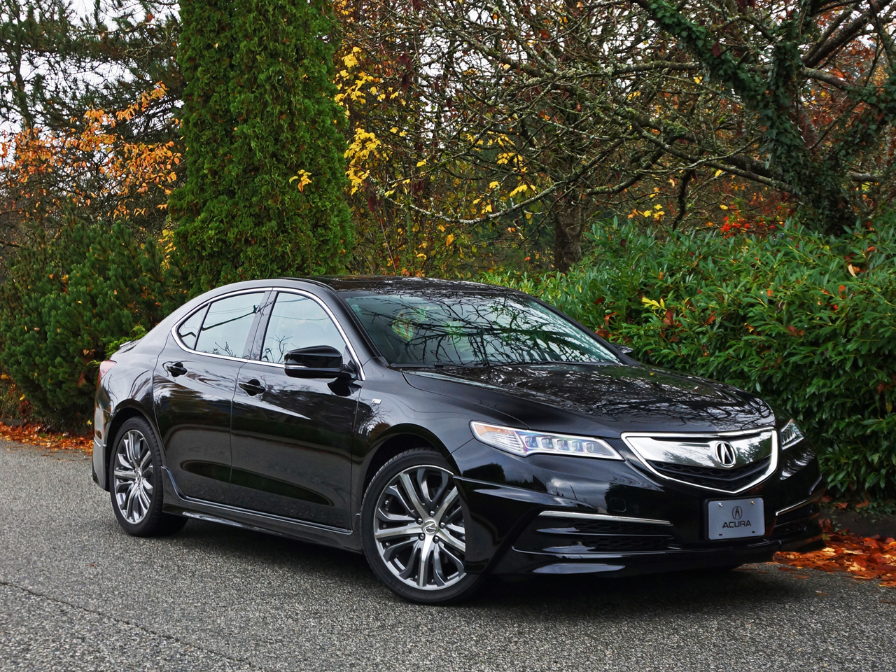 2017 Acura Tlx Sh Awd Tech A Spec Road Test Review