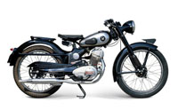 1953 Honda Benly