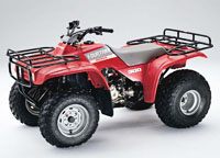 1988 Honda Fourtrax 300