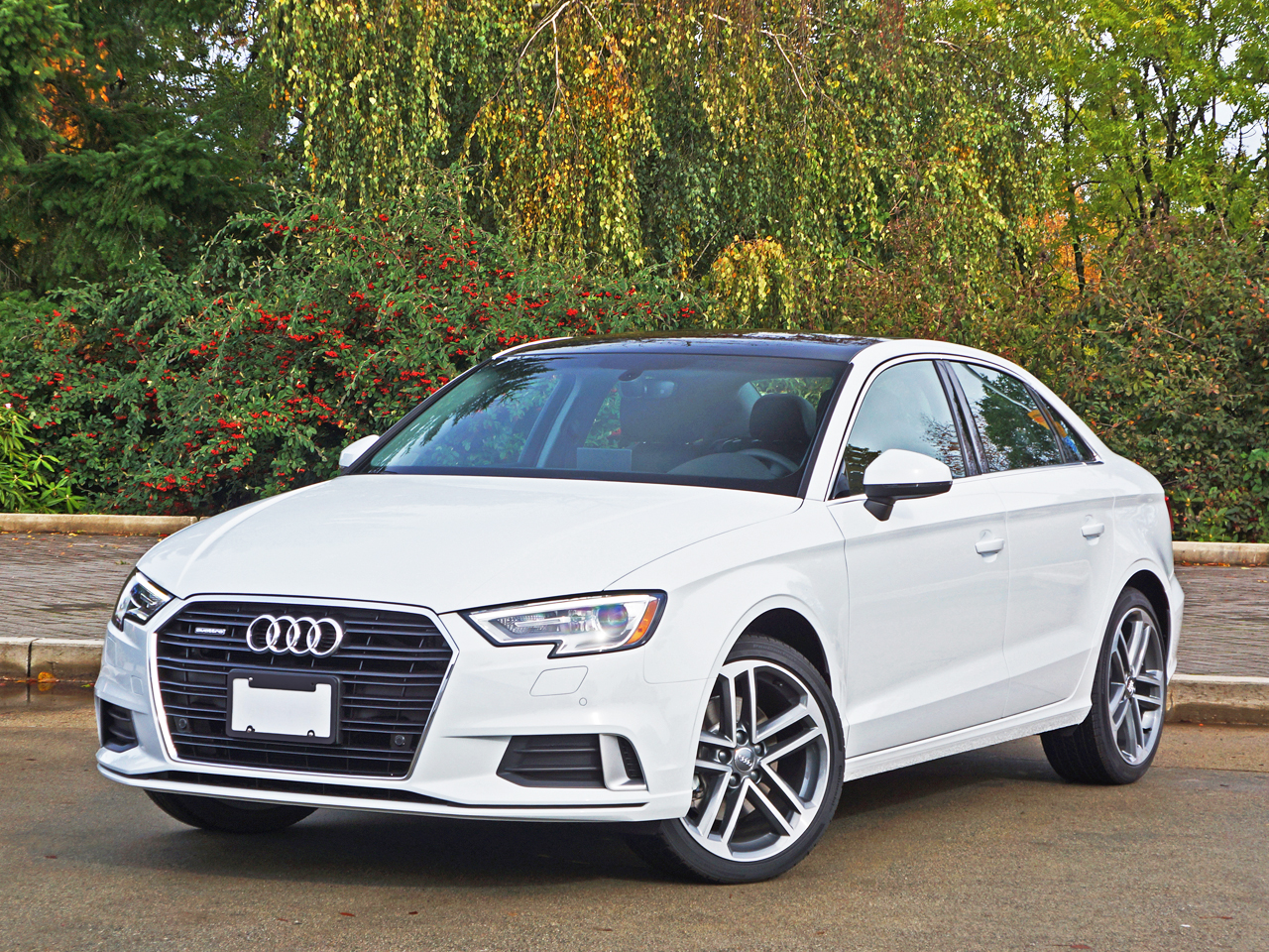2017 Audi A3 2 0 Tfsi Quattro Progressiv Road Test Review