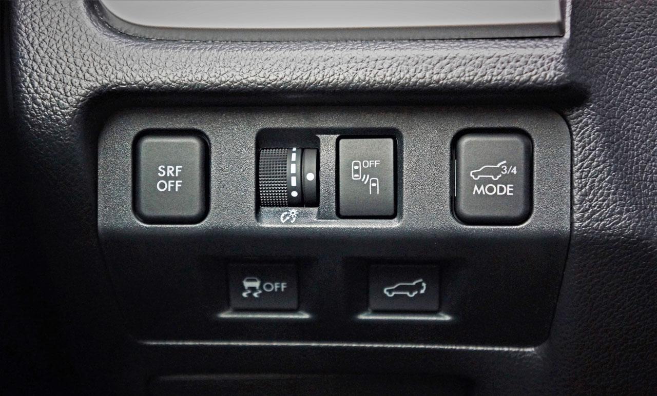 2017 Subaru Forester 25i Touring Road Test Review Carcostcanada Sd Sensor Location