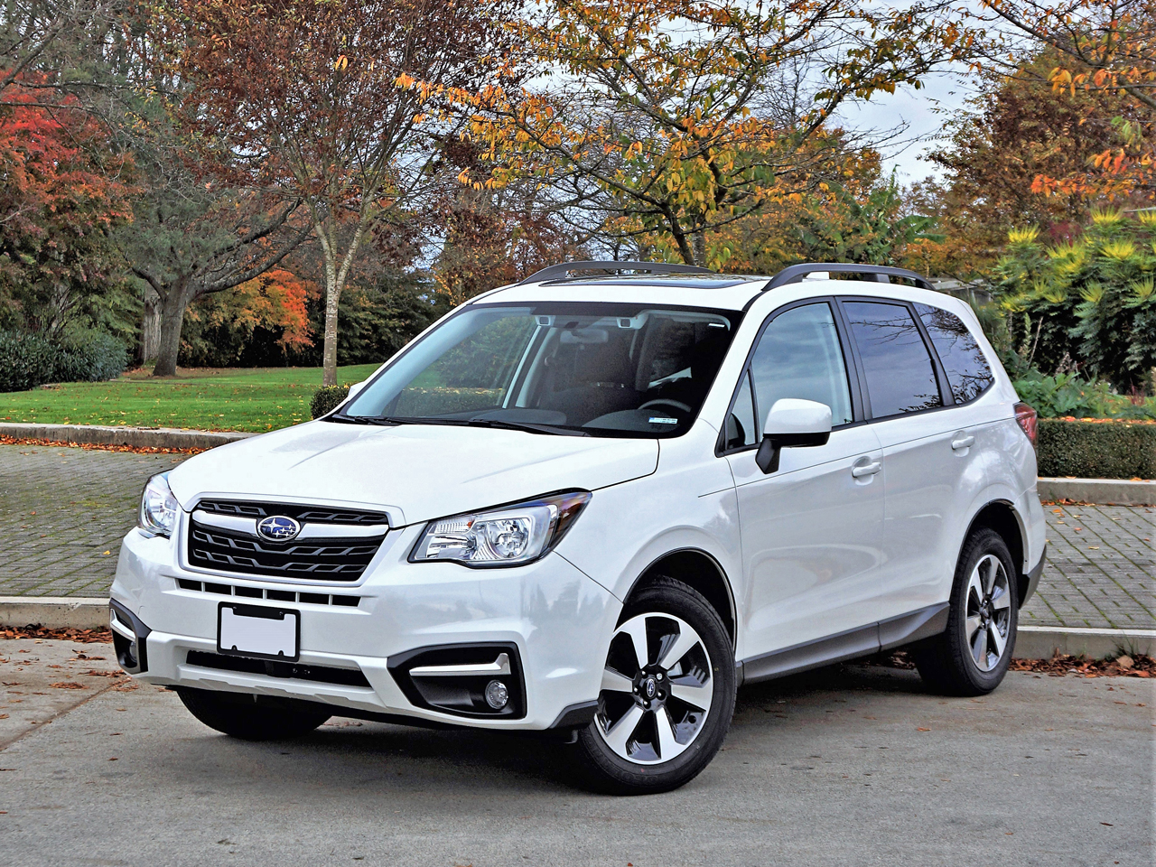 2017 Subaru Forester 2 5i Touring Road Test Review