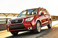 Subaru Canada achieves best sales ever