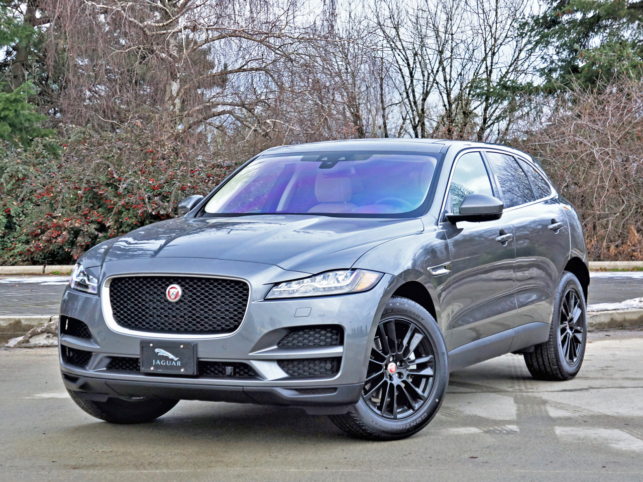 2017 jaguar f pace 20d awd prestige road test review carcostcanada. Black Bedroom Furniture Sets. Home Design Ideas