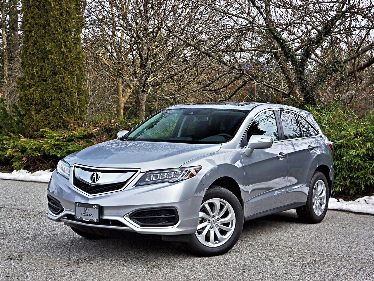 luxury crossover models small acura the rdx suv