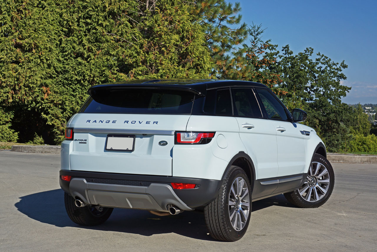 Land Rover Number One In Alg Residual Value Awards