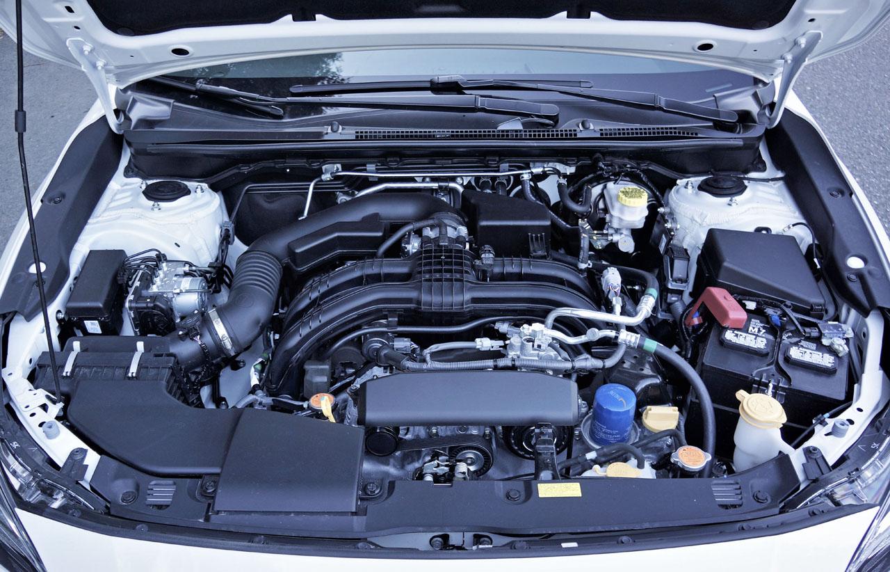 2017 Subaru Impreza Sport Tech 5 Door Road Test Carcostcanada