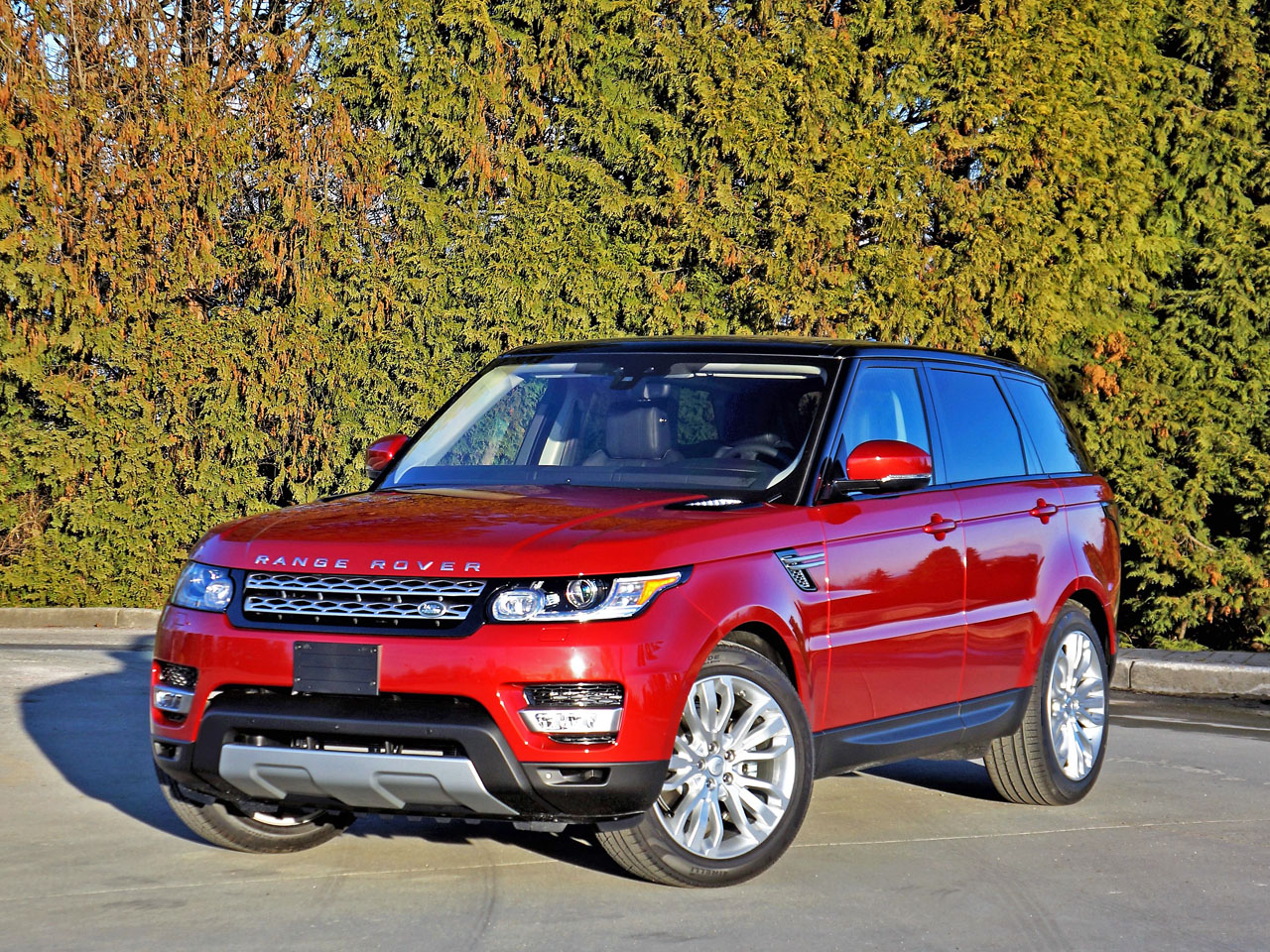 2017 land rover range rover sport hse td6 road test carcostcanada. Black Bedroom Furniture Sets. Home Design Ideas