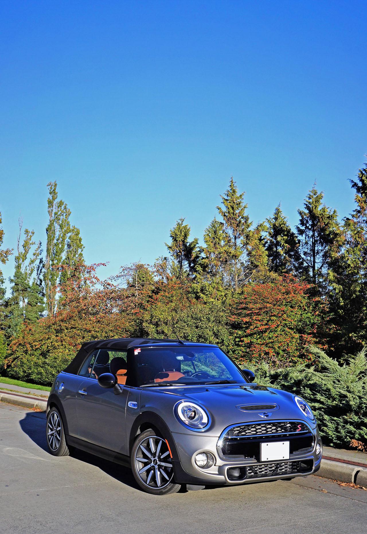 2017 Mini Cooper S Convertible Road Test Carcostcanada