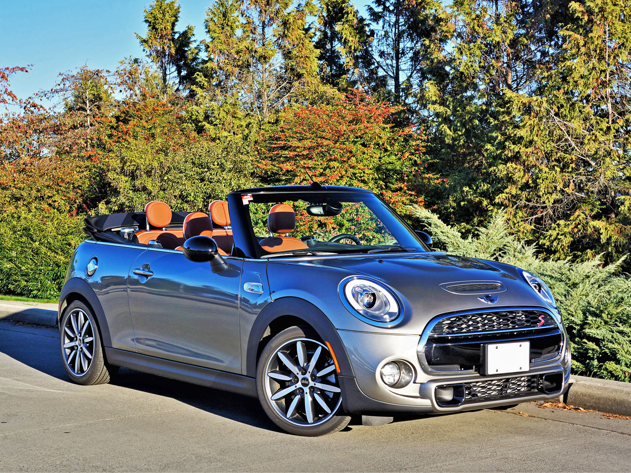 2017 Mini Cooper S Convertible Road Test Carcostcanada