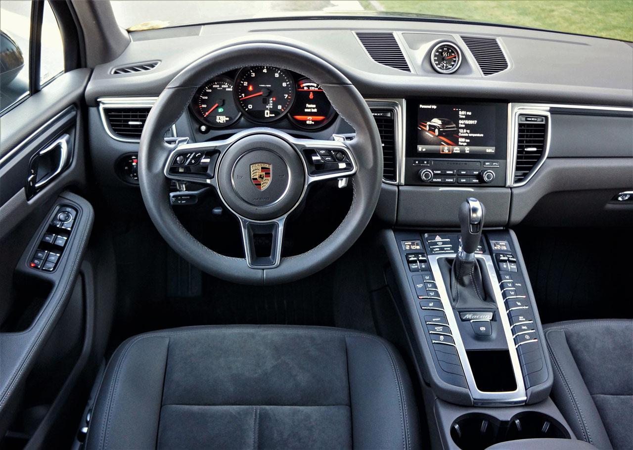 2017 Porsche Macan Road Test | CarCostCanada™