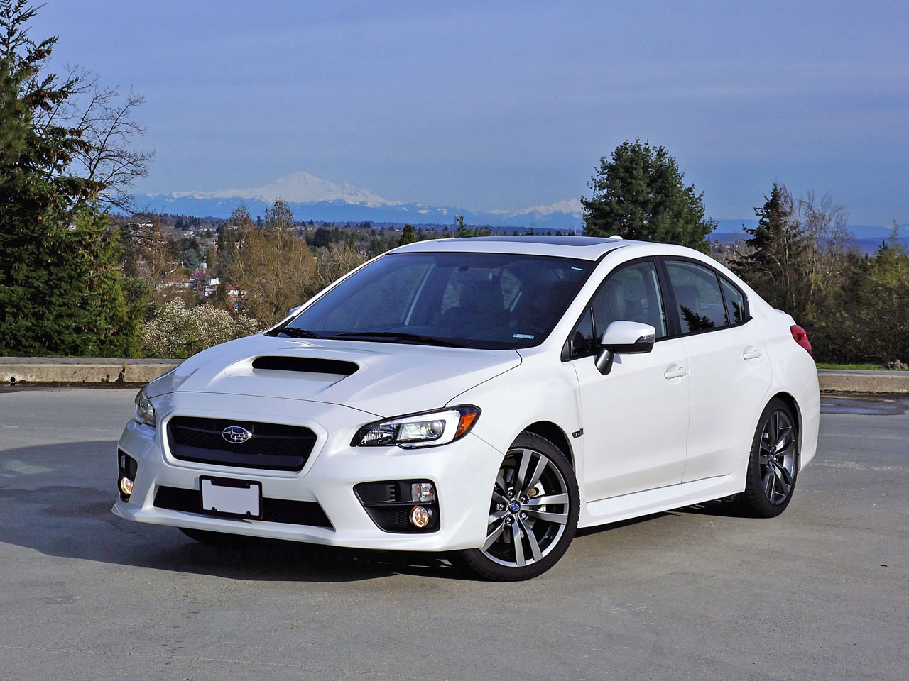 2017 Subaru Wrx Sport Tech Road Test