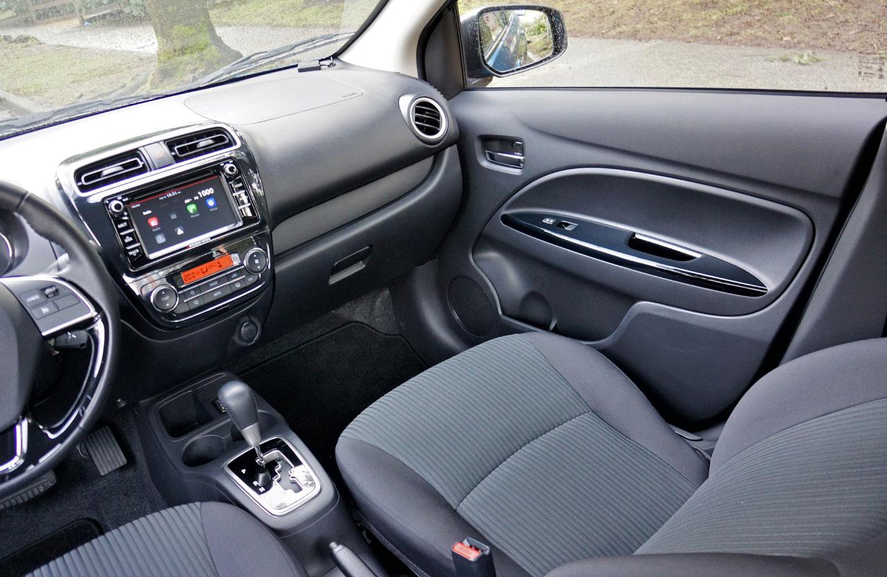 2017 Mitsubishi Mirage G4 Sel Sedan Road Test Carcostcanada